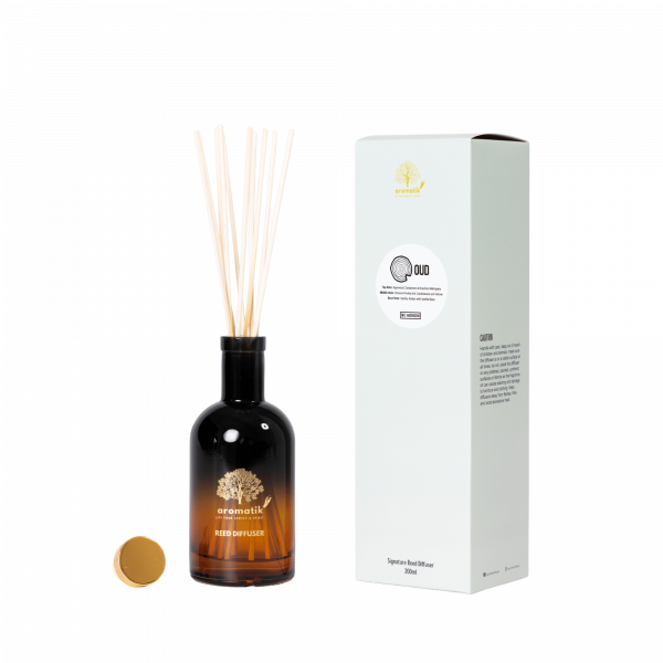 Oud Signature Reed Diffuser